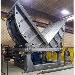 100 Ton Mechanical Upender