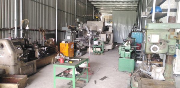 Lather Milling Griding Presision Vietnam